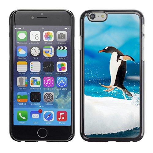 """Premio Sottile Slim Cassa Custodia Case Cover Shell // V00003339 manchots papous // Apple iPhone 6 6S 6G PLUS 5.5"""""""
