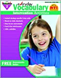 Everyday Intervention Activities for Vocabulary Grade 2, Glassman, Jackie, 1607191318
