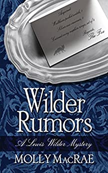 Wilder Rumors by [MacRae, Molly]