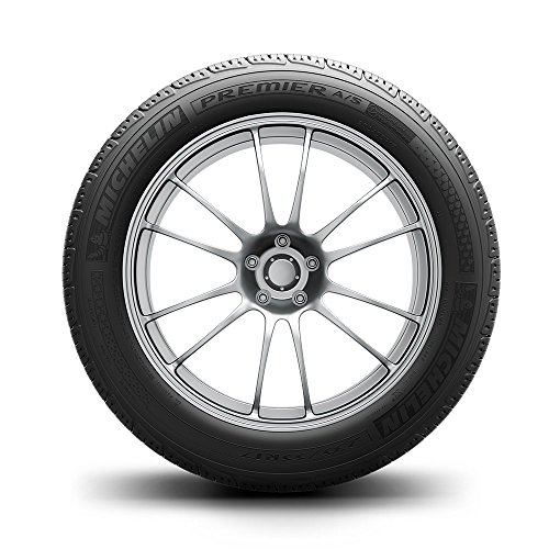 Michelin Premier A/S Touring Radial Tire - 225/50R17 94V by MICHELIN (Image #1)