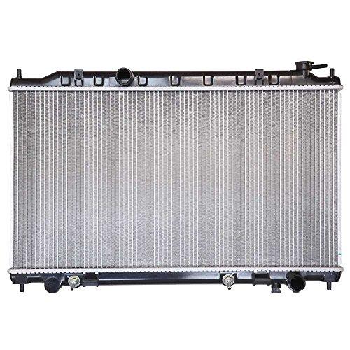04 nissan maxima radiator - 1