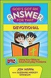 God's Got an Answer for That Devotional by Nappa, Jon, Gosselin, Suzanne Hadley (2015) Paperback