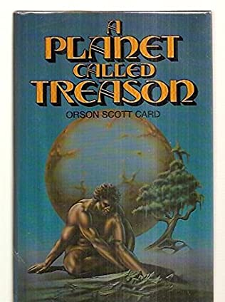 book cover of A Planet Called Treason