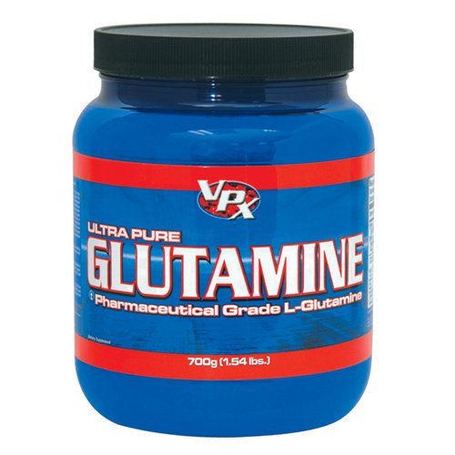VPX Ultra Glutamine Powder Pure, 700 grammes (155 portions)