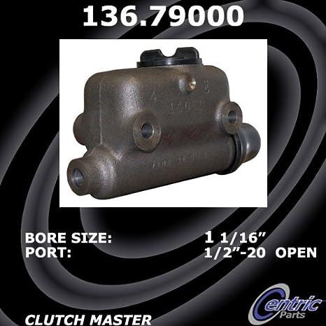 Centric partes 136.79000 Cilindro maestro de embrague: Amazon.es: Coche y moto