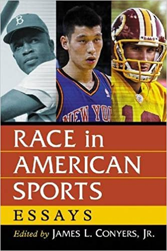 race in american sports essays james l conyers jr  race in american sports essays james l conyers jr 9780786473199 com books