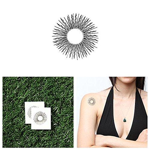 Tattify Sun Temporary Tattoo - My Sunshine (Set