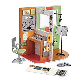 American Girl Melody's Recording Studio