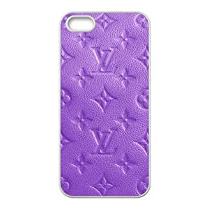 Happy LV Louis Vuitton design fashion cell phone case for iPhone 5S