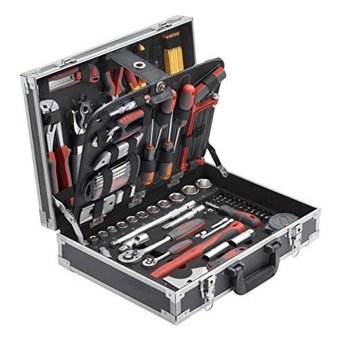 Vorschaubild Meister Werkzeugkoffer, 129-teilig,  8971410
