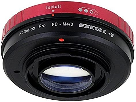 Fotodiox Pro Adapter Excell 1 Fd Camera Photo