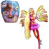 Winx Club - Sirenix Fairy - Stella poupée, 28cm