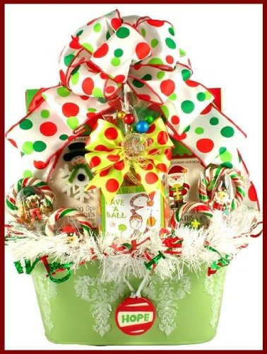 Gift Basket Village All The Trimmings Christmas Gift Basket