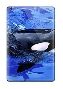 Miri Rogoff's Shop 3314265J82277404 Ipad Mini 2 Hybrid Tpu Case Cover Silicon Bumper Whale