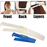 LuckyFine Professional Clipper Trimmer Thinning Haircutting Hairstyling Salon Tool Kit DIY