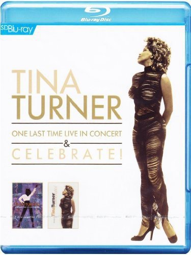 Tina Turner - One Last Time Live In Concert & Celebrate! [Blu-ray] (The Best Of Tina Turner Celebrate)