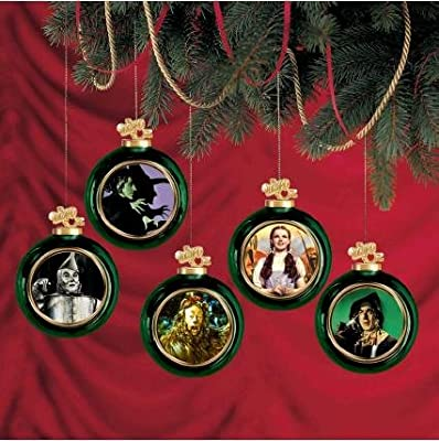 The Bradford Exchange Wizard Of Oz Ornaments - Magical World of Oz