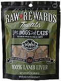 Northwest Naturals Raw Rewards Freeze Dried Liver Treats (Lamb) Review
