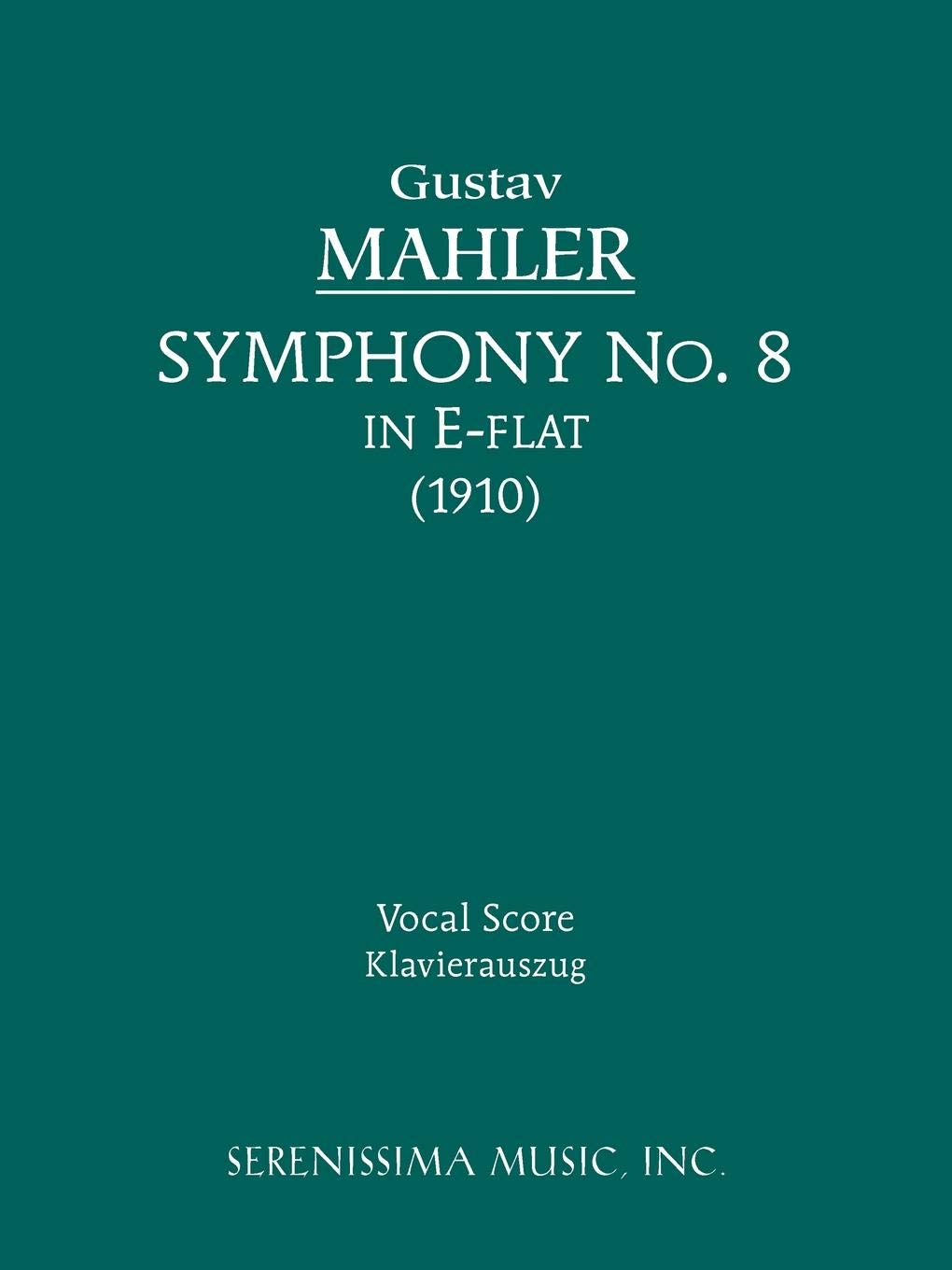 Mass of the Children: Vocal Score