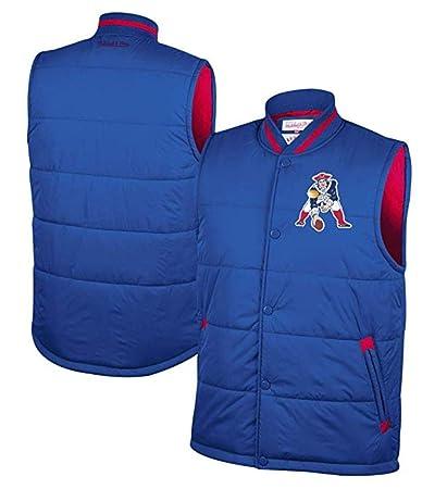 buy popular c78f8 13d37 Amazon.com : Mitchell & Ness New England Patriots Amazing ...