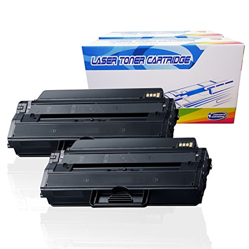 Inktoneram Compatible Toner Cartridges Replacement for Samsu