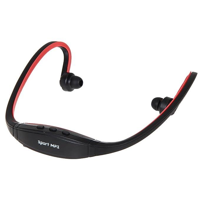 4 opinioni per Broadroot sport cuffia auricolare di musica MP3player micro SD TF