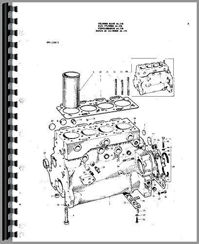 Manuals Ferguson Repair Massey - Massey Ferguson 175 Tractor Parts Manual