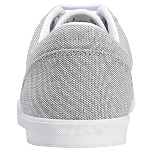 Perry B3117929 Baseline Scarpe Sportive Silver Pique Fred Silver Axqd4A