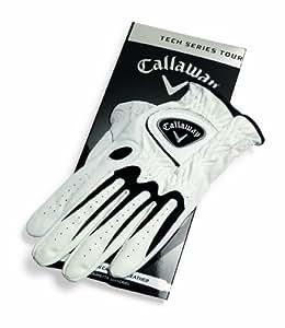 Callaway Golf Men's Tech Series Tour Glove (Left  Medium)