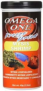 Omega One Freeze Dried Mysis Shrimp 1.5oz