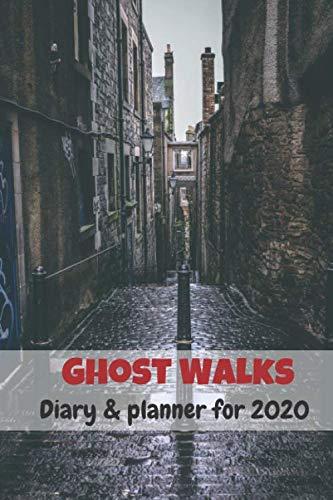 Halloween Spook Walks (Ghost Walks Diary & Planner For)