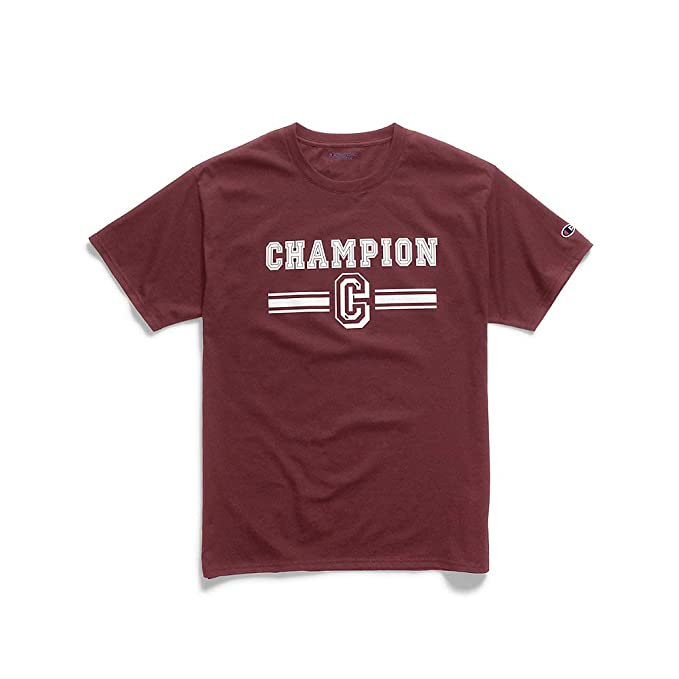 Champion - Camiseta - Manga larga - para hombre: Amazon.es: Ropa y accesorios