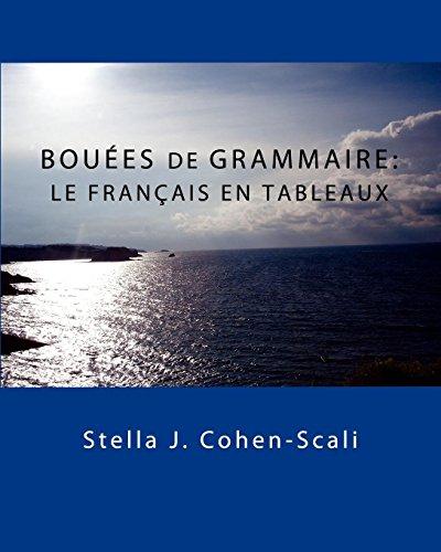 Bouees de Grammaire: Le Francais En Tableaux  [Cohen-Scali, Stella J.] (Tapa Blanda)