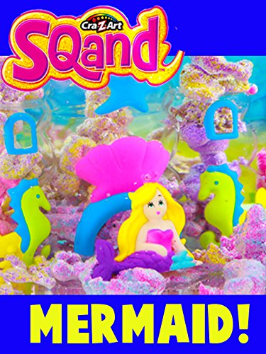 Color Of Magic The Watch (Sqand Magic Sand MERMAID Castle Playset Toy Review)