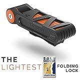 FOLDYLOCK Compact Extreme Bike Lock