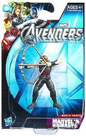 Marvel Avengers Movie EC Action Figure Hawkeye