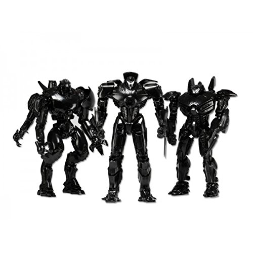 "SDCC 2014 Neca Exclusive Pacific Rim ""End Credits"" Jaeger 3"