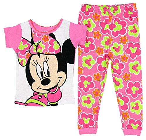 Disney Minnie Little Cotton Flowers