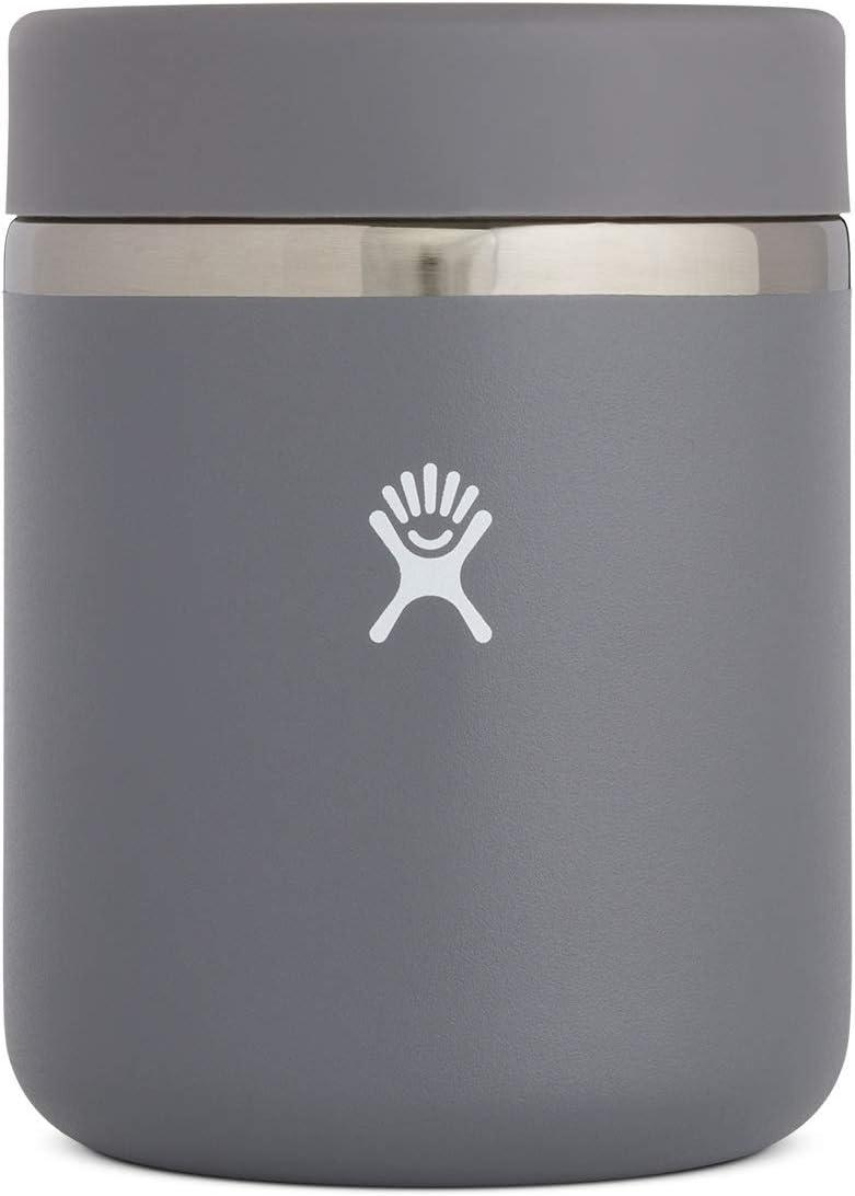 Hydro Flask Unisex Adult Insulated Food Jar, Stone, 828 ml