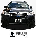 2014 forester bull bar - Black Horse BBSU03A Black Bull Bar