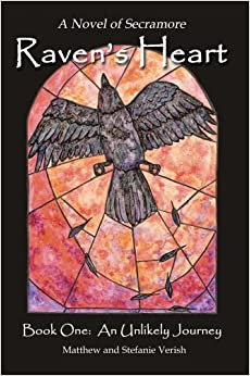 Book An Unlikely Journey: Book One of Raven's Heart