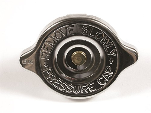 Mr. Gasket 2481 Chrome Radiator Cap by Mr. Gasket