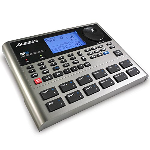 Alesis SR18 | High-Definition Multi-Sampled Electronic Drum Machine