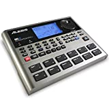 Alesis SR18 Drum Machine with 12 Sensitive Pads, Backlit LCD, 500 Drum and Percussion Sounds, 50 Bass Sounds with 32 MB Sound Set