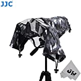 "JW Professional Rain Cover 5.9 x 4.5 x 3"" for Canon Rebel T5i T4i T3i T3 T2i T1i XS XSi XTi SL1 Pentax K-5II,K-5IIs,K-50,K-30,K-500,X-5 DSLR Cameras+JW Cleaning Cloth"
