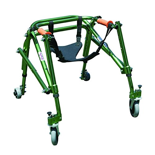 - CE1070L - Seat Harness for all Wenzelite Anterior and Posterior Safety Rollers and Nimbo Walkers, Large