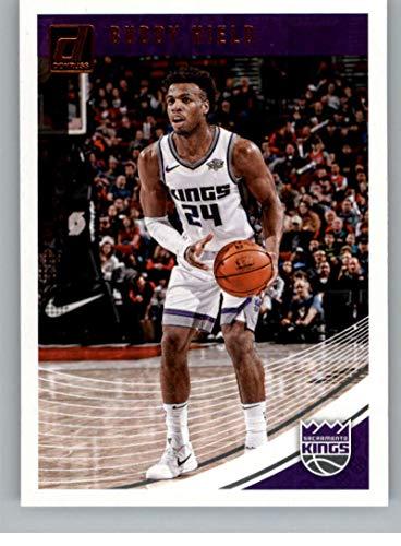 2018-19 Donruss #71 Buddy Hield Sacramento Kings Basketball Card