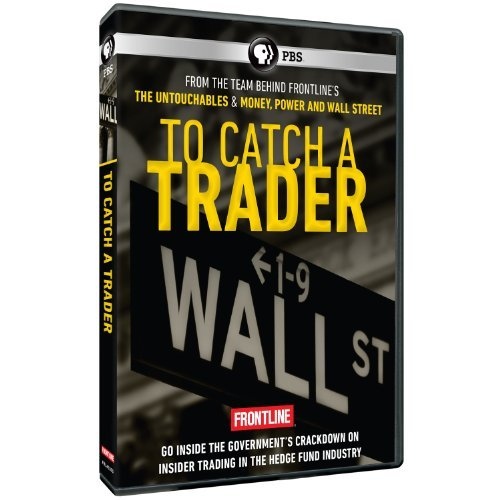 Frontline: To Catch a Trader [DVD] [Region 1] [US Import] [NTSC] by