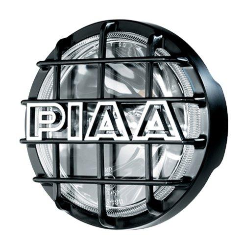 PIAA 5214 520 Series Black SMR Round Driving Lamp Accessories Piaa Driving Light