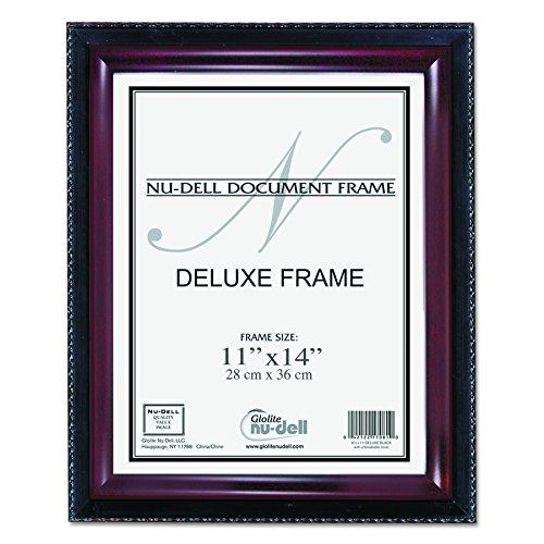 Executive Mahogany Document Frame - 11